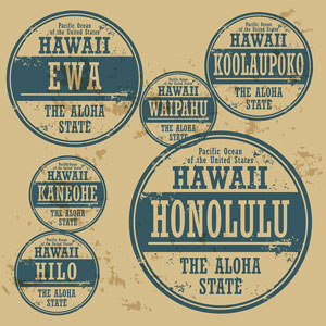 Hawaii cities